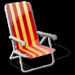 2774-beach-sit-sticker