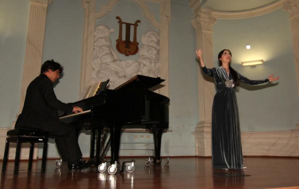 CONCERTO PIANOFORTE E VOCE