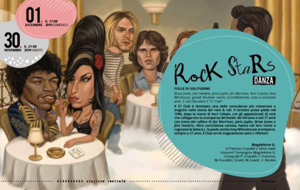 ROCKSTARS – FOLLE DI SOLITUDINE